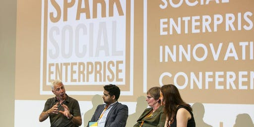 Spark Social Enterprise World SE Day Event