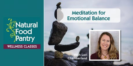 Meditation for Emotional Balance tickets