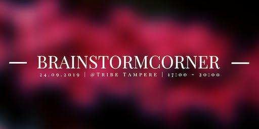 BrainStormCorner - Make Your Ideas Reality