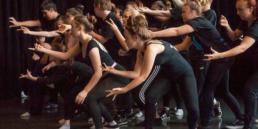 Kid's Street Dance Workshop @ Langside Halls (Doors Open Days)