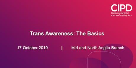 Trans Awareness: The Basics tickets