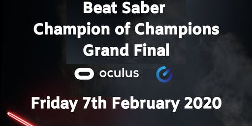Beat Saber Challenge - Champion of Champions Final