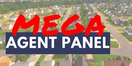 Mega Agent Panel tickets