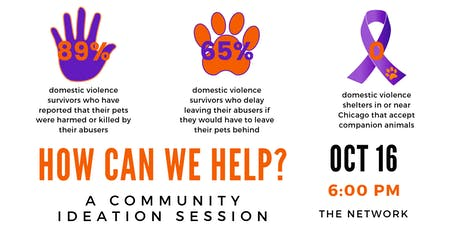 SHN Community Ideation Session for Domestic Violence Awareness Month tickets