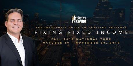 Larry Berman Live - Fall 2019 - Toronto (Queensway) tickets