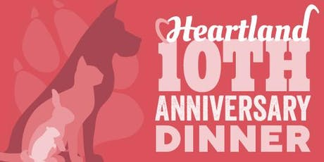 HSAR 10th Anniversary Dinner tickets