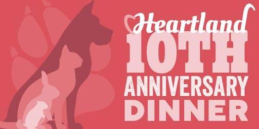 HSAR 10th Anniversary Dinner