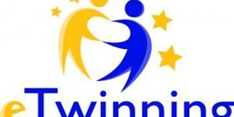 e-Twinning: una porta aperta verso l'Europa attraverso una didattica innovativa. biglietti
