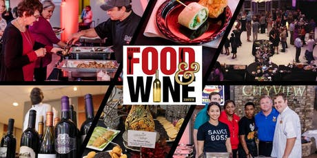 2019 CityView Food & Wine Party tickets