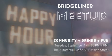 Bridgeliner Monthly-ish Meetup tickets