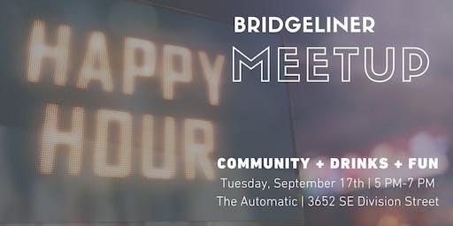 Bridgeliner Monthly-ish Meetup