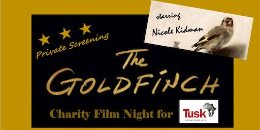 The Goldfinch - Everyman Harrogate Private Film Screening + wine & canapes