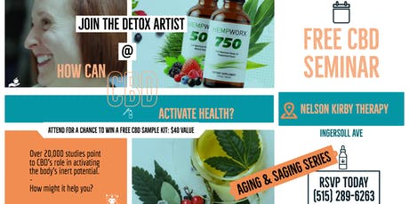 How Can CBD Activate Health? tickets