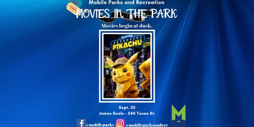 Movies in the Park: Pokemon Detective