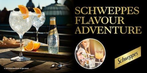 Schweppes Flavour Adventure