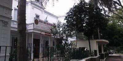Visita guiada al Museo E. H. S. Alumni