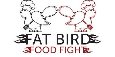 Fat Bird Food Fight at Nemacolin Woodlands Resort