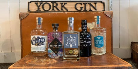 York Food Festival Gin Fair tickets