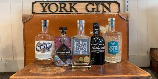 York Food Festival Gin Fair