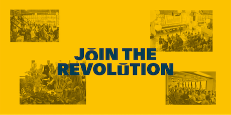 PLATF9RM Presents: Join the Revolution - How to Become a B-Corp tickets
