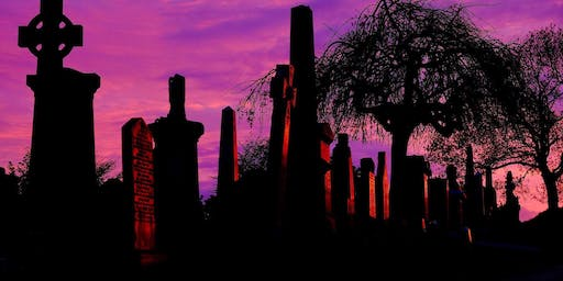 Halloween Stirling Gin Tasting and Ghost Walk