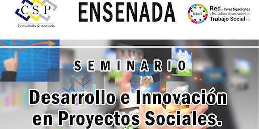 Desarrollo e Innovación en Proyectos Sociales