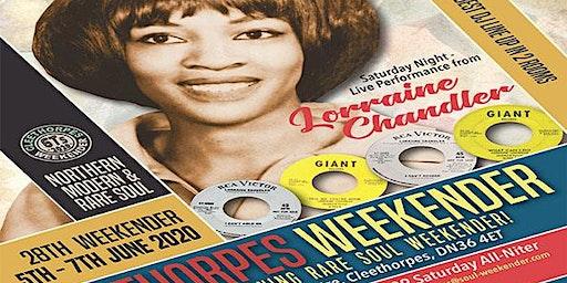 28th 6Ts Cleethorpes Northern & Modern Rare Soul Weekender