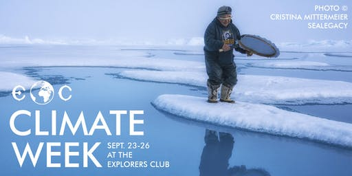 Climate Week at The Explorers Club