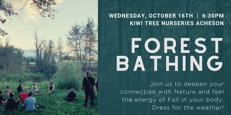 Forest Bathing Experience at Kiwi Nurseries tickets