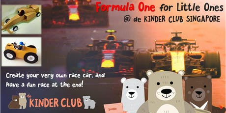 Formula One for Little Ones! (4 - 10 years) tickets