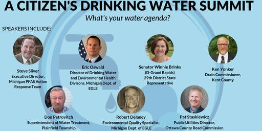 Your Water, Your Voice: Drinking Water Summit - Grand Rapids
