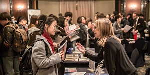 Hong Kong's biggest 2019 MBA event!
