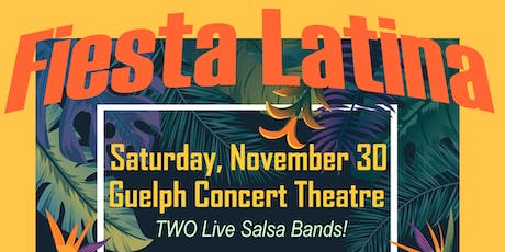 Fiesta Latina - Tri-City's Live Latin Music & Dance Event of the Year! tickets