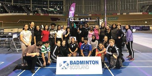 2019 Scottish Open Nat4/5/Higher PE Sessions
