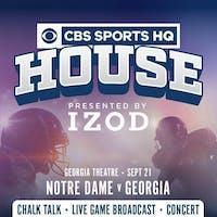 CBS Sports HQ House