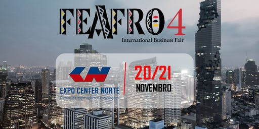 FEAFRO 4  INTERNACIONAL BUSINESS FAIR