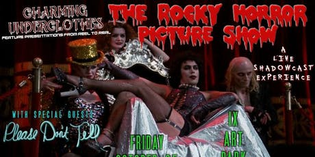 The Rocky Horror Picture Show shadowcast tickets