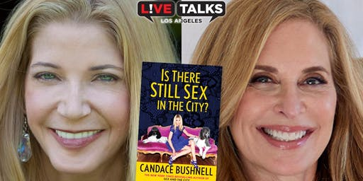 Candace Bushnell in conversation with Susan Feldman