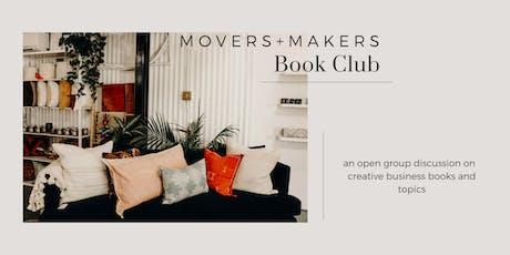 Creative Business Book Club | September Meetup  tickets