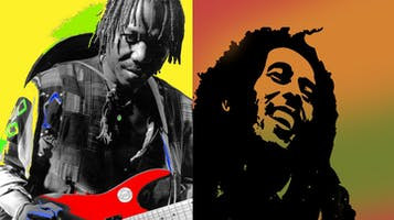 Love, Peace, and Music – Bob Marley Tribute and Mamadou