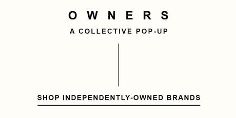 OWNERS: A Collective Pop-Up tickets