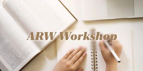 2019 ARW Workshop - New Orleans tickets