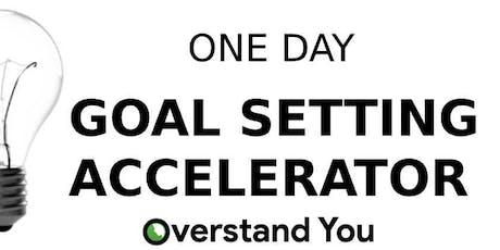 Goal Setting Accelerator tickets