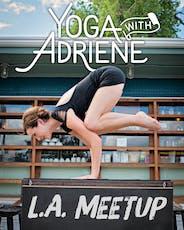 Yoga with Adriene Events | Eventbrite