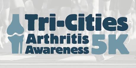 Tri-Cities Arthritis Awareness 5K tickets
