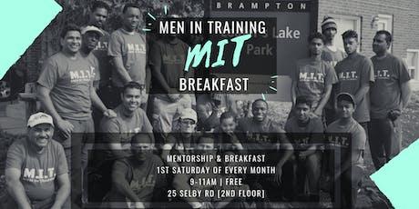 M.I.T (Men in Training) Program tickets