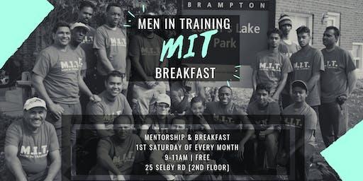 M.I.T (Men in Training) Program