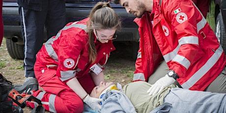 """Corso """"TRAUMA BASE"""" - Soccorso in Ambulanza biglietti"""