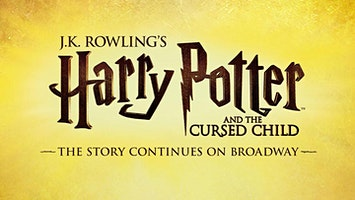 """""""Harry Potter and the Cursed Child"""" on Broadway"""