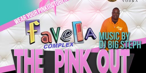 NASTYMIXX MARKETING & PROMOTIONS PRESENTS THE PINK OUT PARTY FOR BREAST CANCER AWARENESS